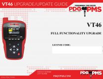 TPMS - Re-Learn Tools - PDQ Full Function Update