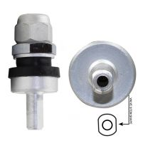 TPMS - Accessories - Inner Lip Valve Adapter with Nipple